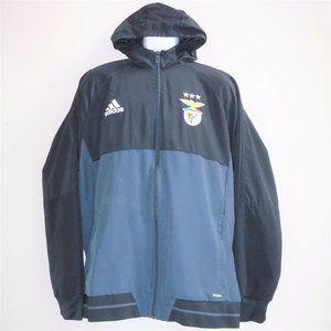 Adidas SL Benfica SLB 2017 Hooded Soccer Jacket